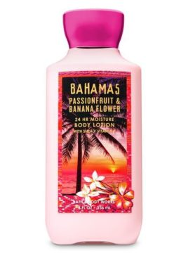 BAHAMAS PASSIONFRUIT BANANA FLOWER lotion