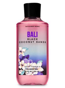 BALI BLACK COCONUT SANDS SHOWER GEL