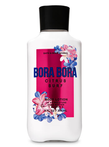 BORA BORA CITRUS SURF lotion