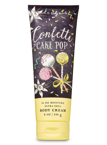CONFETTI CAKE POP BODY CREAM