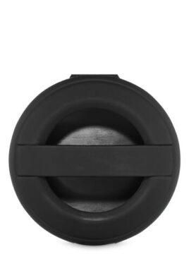 BLACK SOFT TOUCH VISOR CLIP