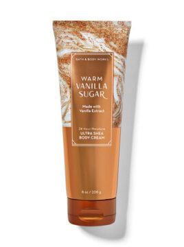 WARM VANILLA SUGAR cream