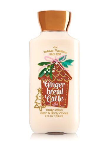 Gingerbread Latte Lotion