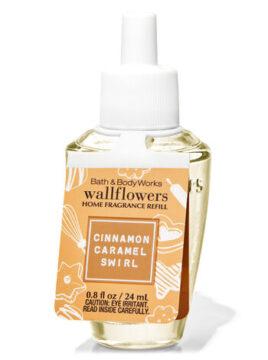 CINNAMON CARAMEL SWIRL WALLFLOWER