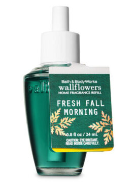 FRESH FALL MORNING WALLFLOWER