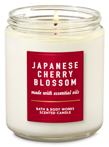 Japanese Cherry Candle