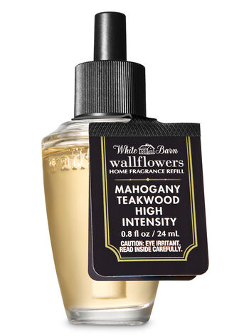 MAHOGANY TEAKWOOD HIGH INTENSITY