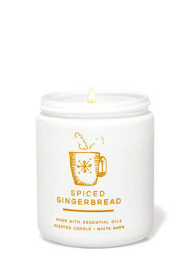 SPICED GINGERBREAD