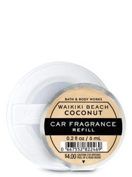 WAIKIKI BEACH COCONUT scent