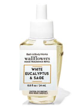 WHITE EUCALYPTUS SAGE
