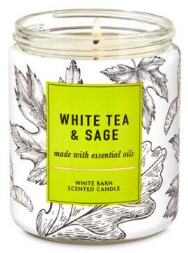 WHITE TEA SAGE