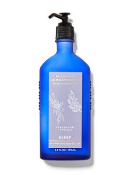 CEDARWOOD VANILLA lotion