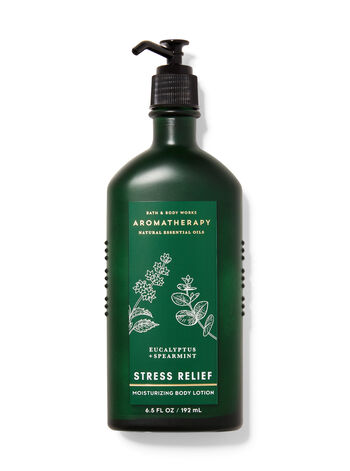 EUCALYPTUS SPEARMINT lotion