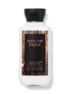 INTO THE NIGHT lotion