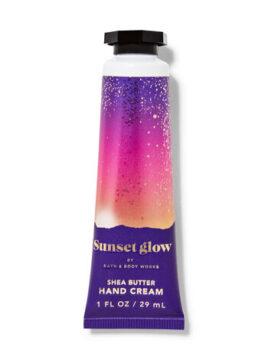 SUNSET GLOW hand cream