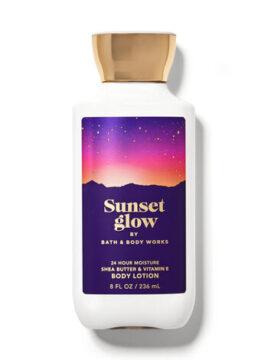 SUNSET GLOW lotion