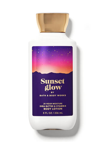 SUNSET GLOW lotion