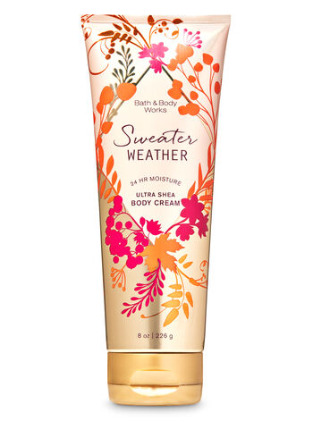 SWEATER WEATHER cream