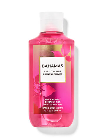 BAHAMAS PASSIONFRUIT BANANA FLOWER GEL
