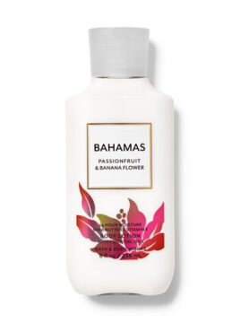 BAHAMAS PASSIONFRUIT BANANA FLOWER lotion