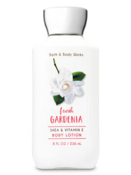 FRESH GARDENIA lotion