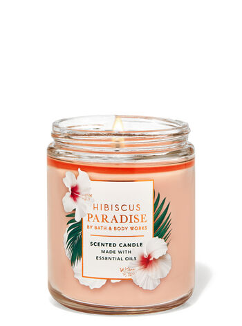 HIBISCUS PARADISE candle