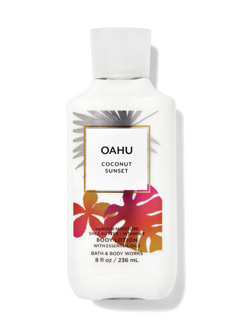OAHU COCONUT SUNSET lotion