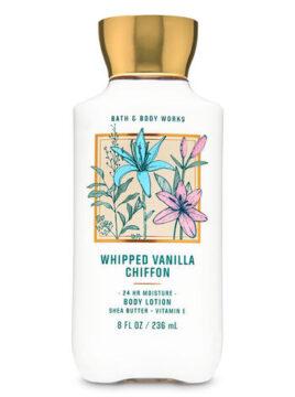 WHIPPED VANILLA CHIFFON
