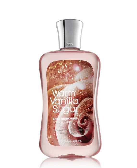 Bath & Body Works - Warm Vanilla Sugar Shower Gel