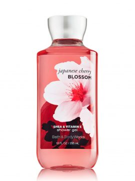 Bath & Body Works - Japanese Cherry Blossom Shower Gel