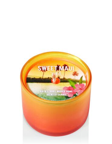 p 13602 Sweet Maui Candle