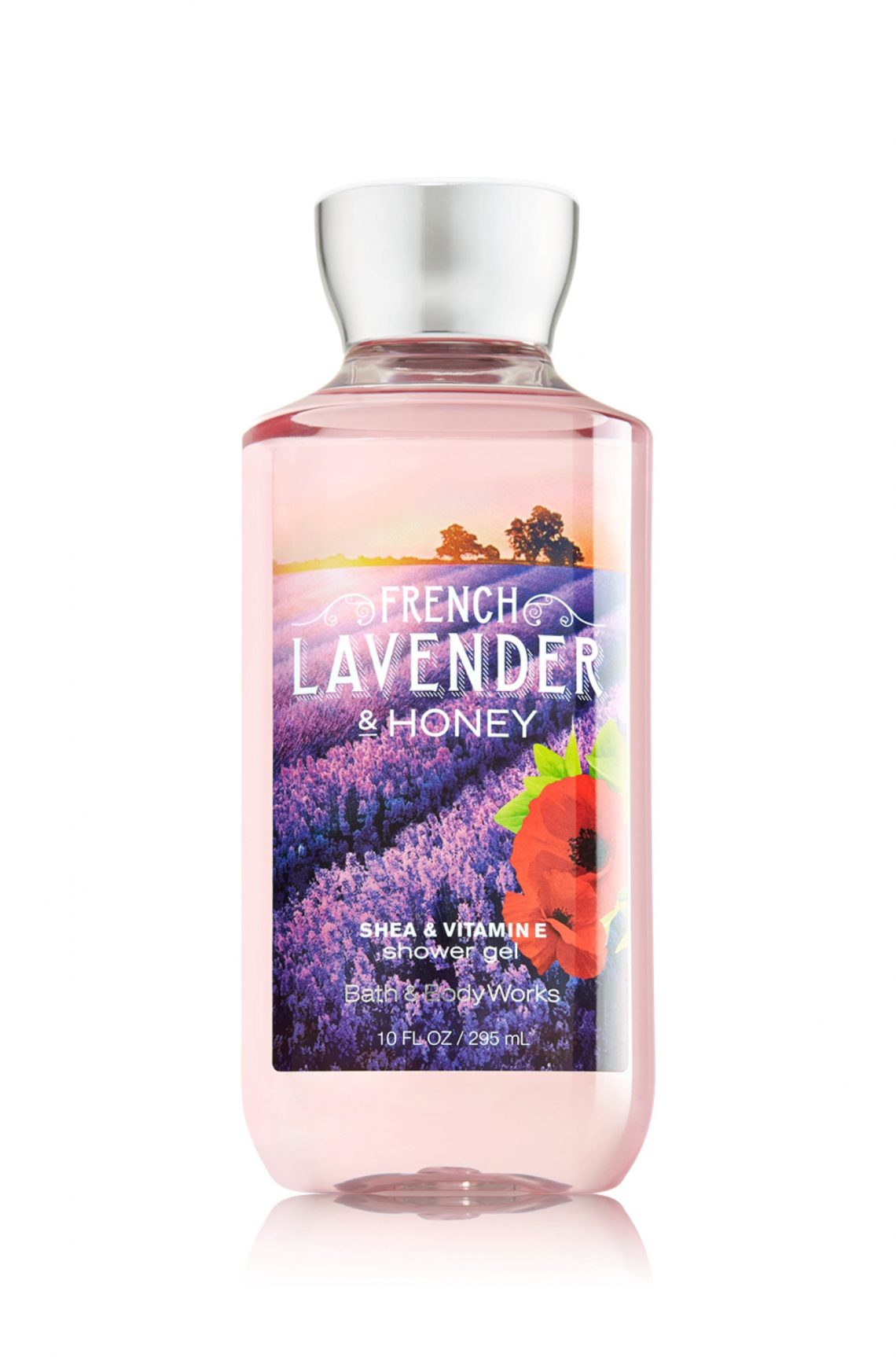 Bath & Body Works - French Lavender & Honey Shower Gel