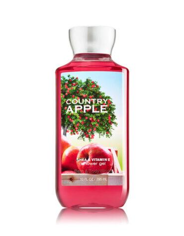 Bath & Body Works - Country Apple Shower Gel