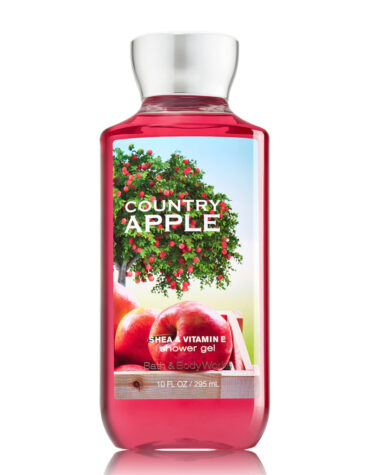 Bath & Body Works - Country Apple Shower Gel