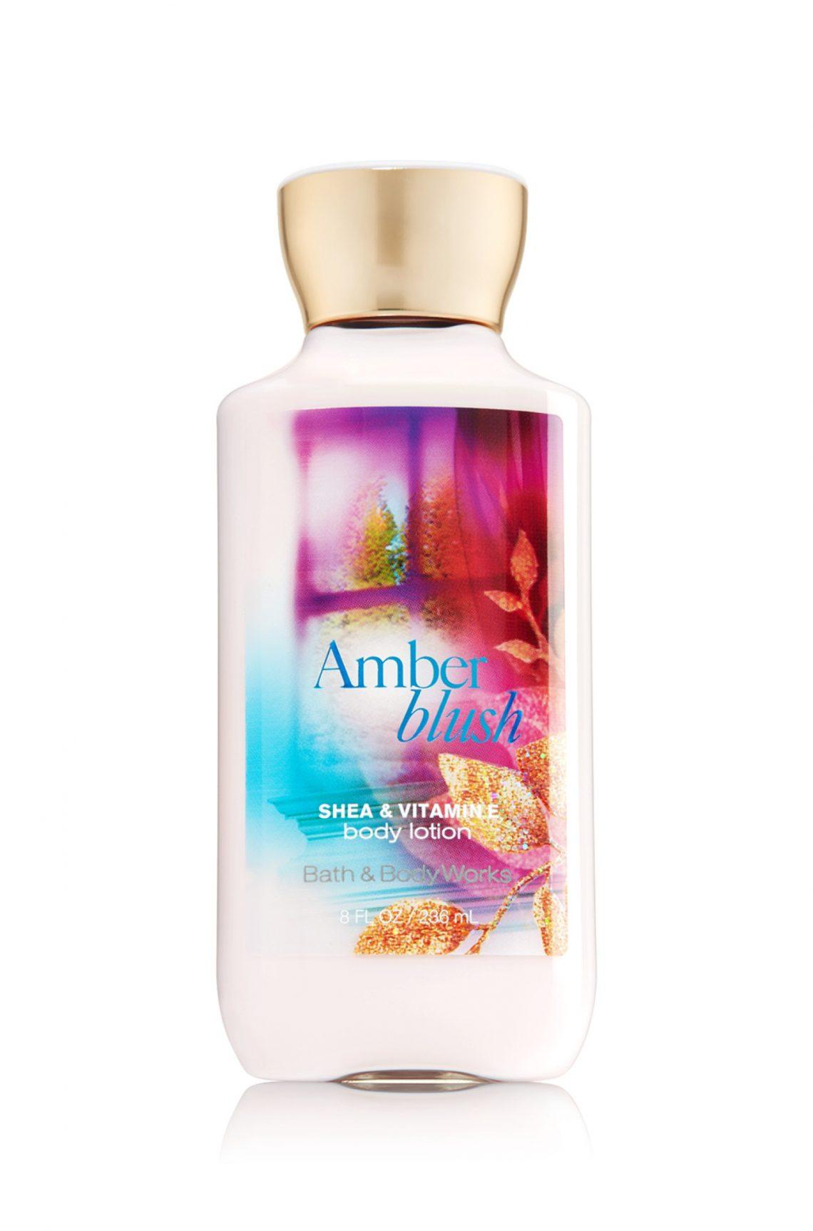 Bath & Body Works - Amber Blush Body Lotion