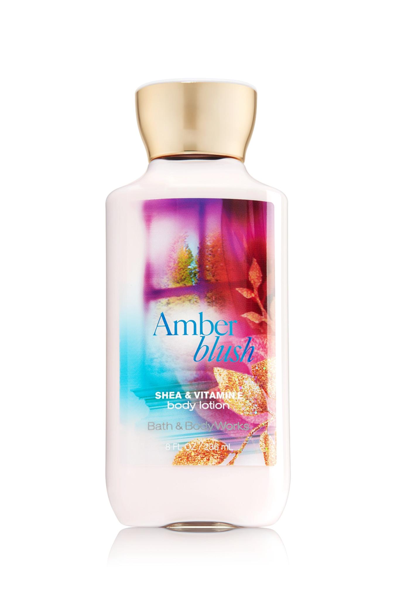 p 13651 Amber Blush Lotion
