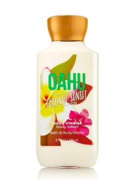 Bath & Body Works - Oahu Coconut Sunset Body Lotion