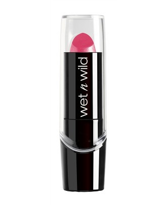 Wet n Wild Silk Finish Lipstick - Pink Ice - #504A