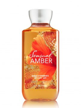 Bath & Body Works - Sensual Amber Shower Gel