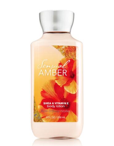 Bath & Body Works - Sensual Amber Body Lotion