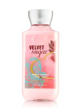 Bath & Body Works - Velvet Sugar Body Lotion