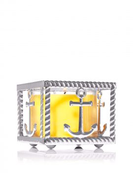 Bath & Body Works Square Mini Anchor Candle Holder