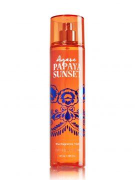 Bath & Body Works - Agave Papaya Sunset Fragrance Mist
