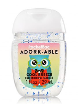 Adork-able Pocketbac Anti-Bacterial Hand Sanitiser - Bath & Body Works